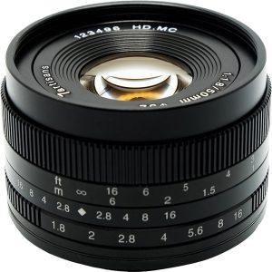 7Artisan 50mm F1.8 For Sony E-Mount